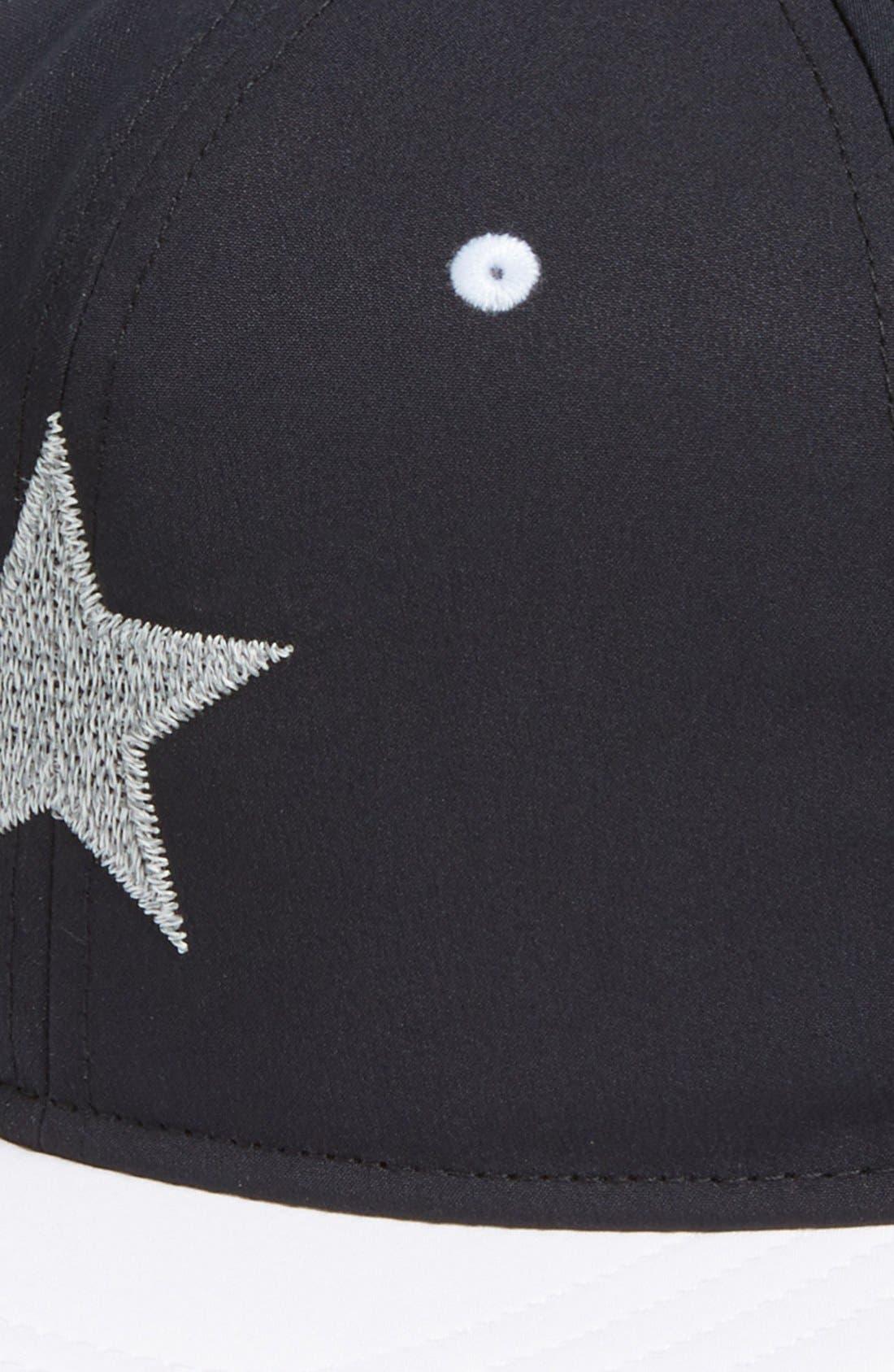 ,                             'Starlight' Reflective Baseball Cap,                             Alternate thumbnail 2, color,                             004
