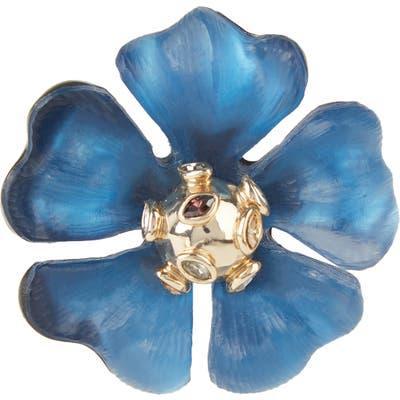 Alexis Bittar Sputnik Flower Pin