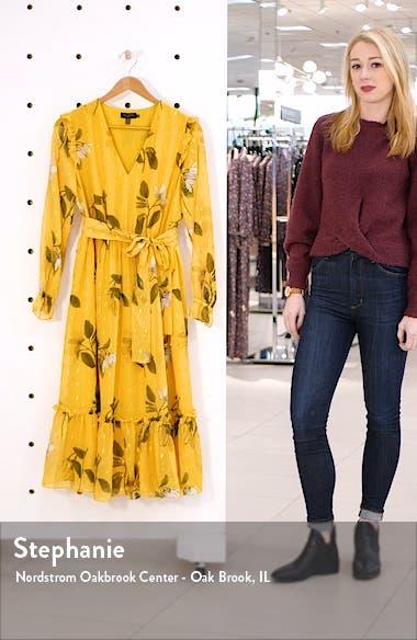 Elissea Savanna Long Sleeve Dress, sales video thumbnail