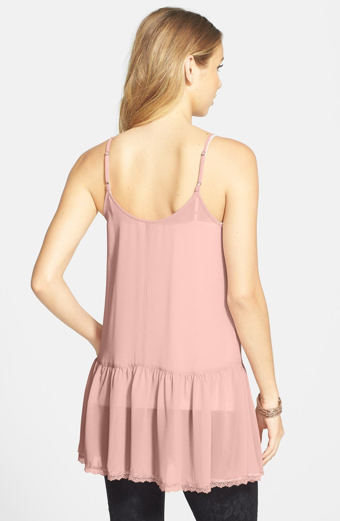 ,                             <sup>®</sup> Lace Hem Camisole,                             Alternate thumbnail 9, color,                             651