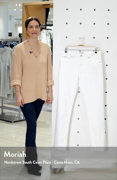 Z Zenga Slim Fit White Twill Pants, sales video thumbnail