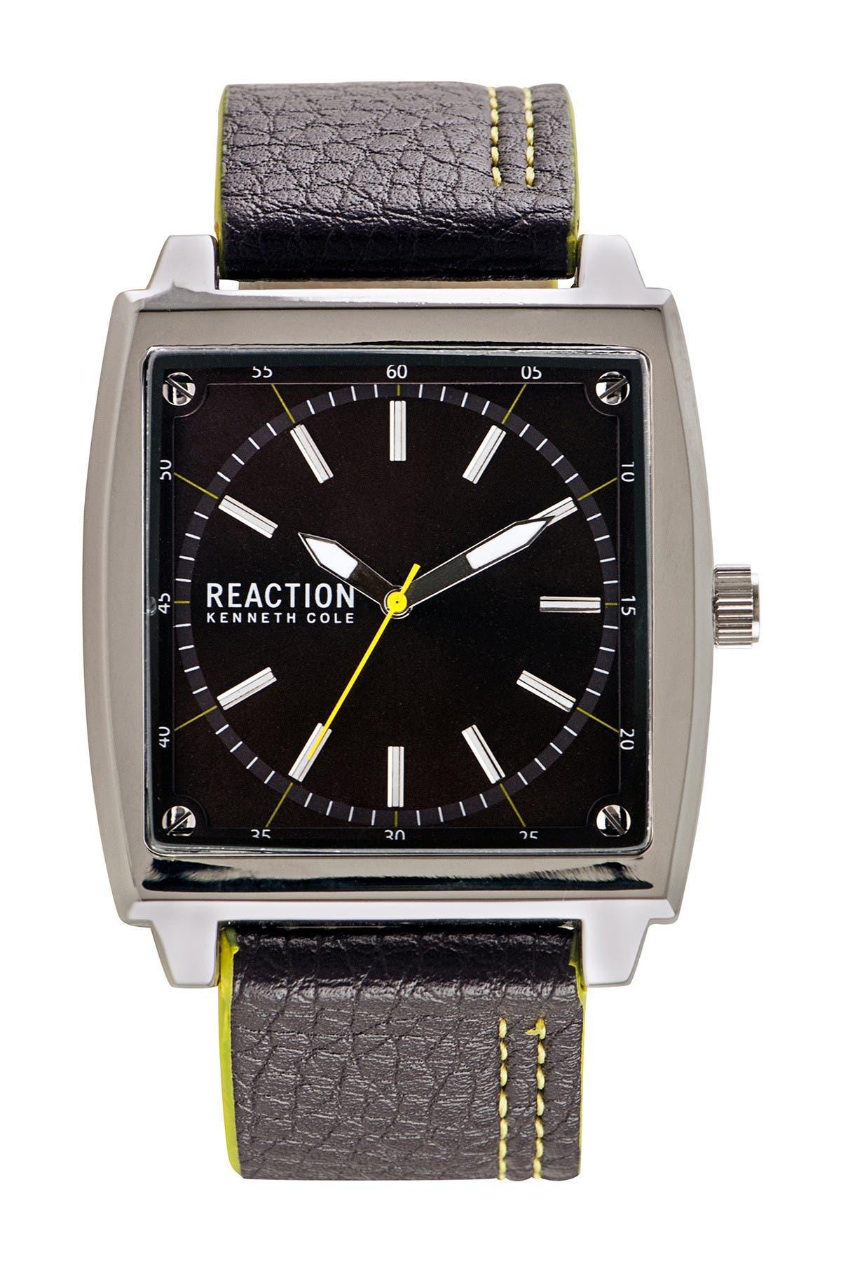 Image of Kenneth Cole Reaction Men's Analog Quartz Sport Watch, 40mm