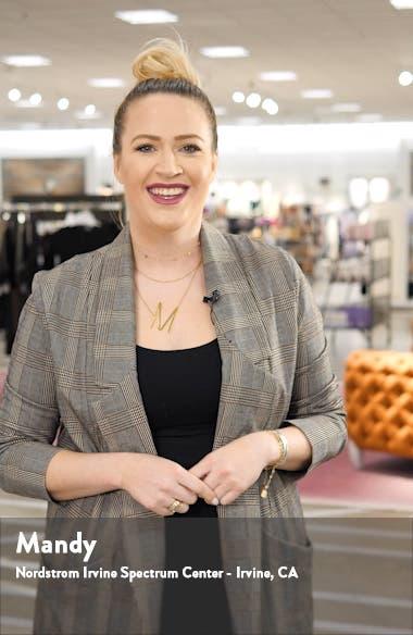 Laura Faux Wrap Midi Dress, sales video thumbnail