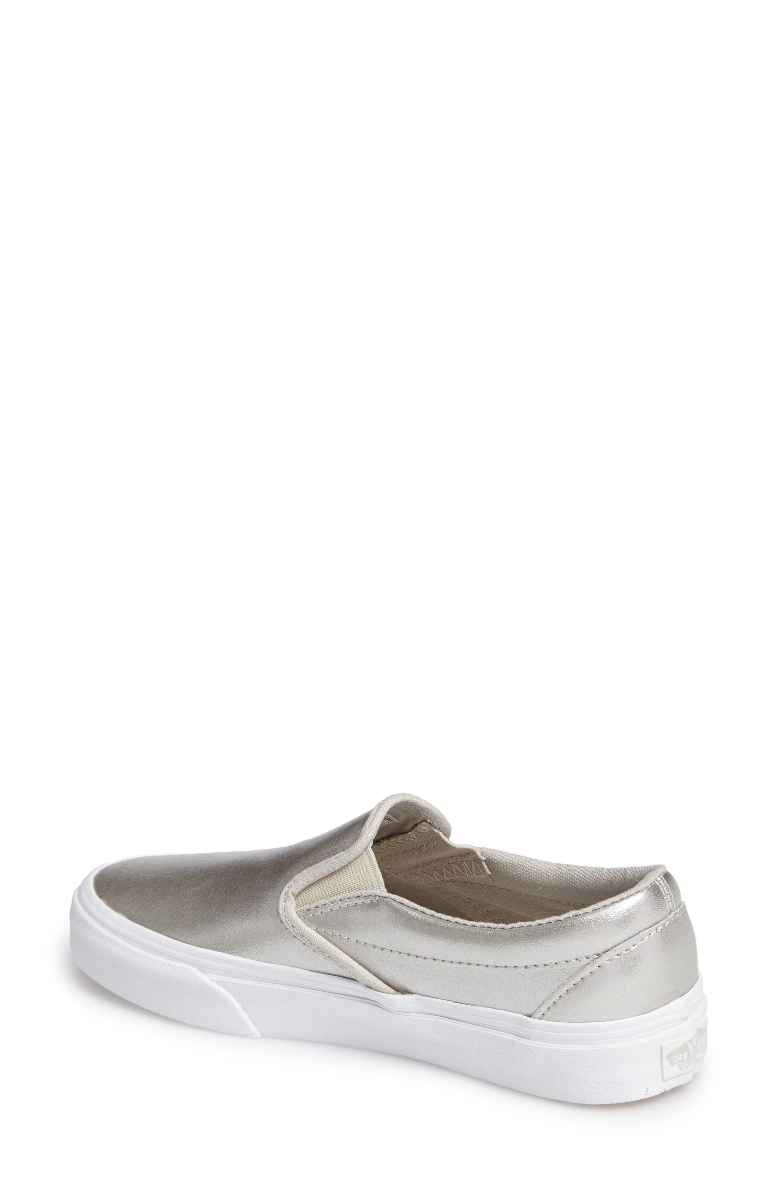 ,                             Classic Slip-On Sneaker,                             Alternate thumbnail 297, color,                             043