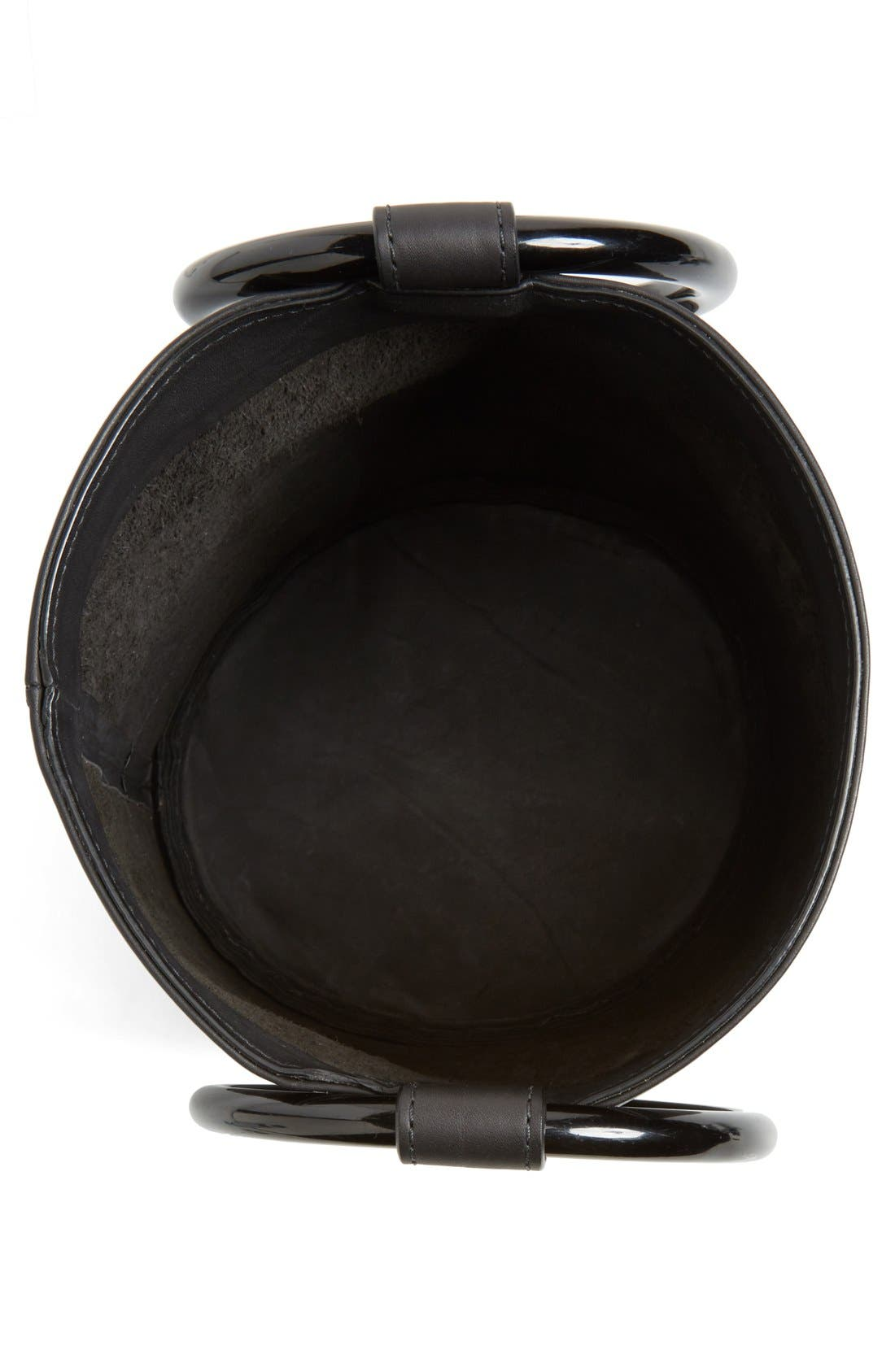 ,                             Bonsai 20 Crossbody Bucket Bag,                             Alternate thumbnail 3, color,                             001