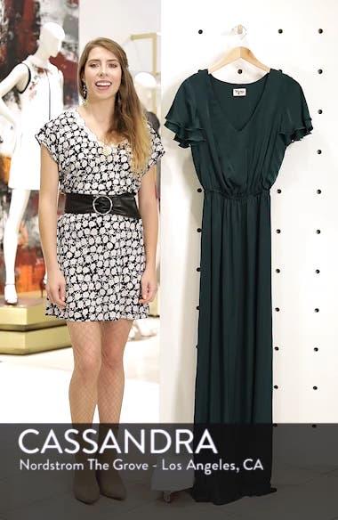 Michelle Maxi Dress, sales video thumbnail