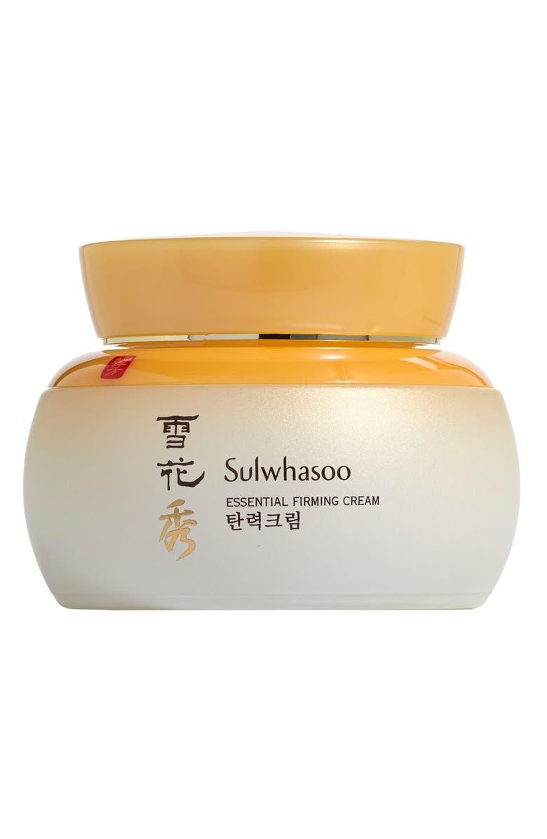 SULWHASOO 'Essential' Firming Cream, Main, color, 000