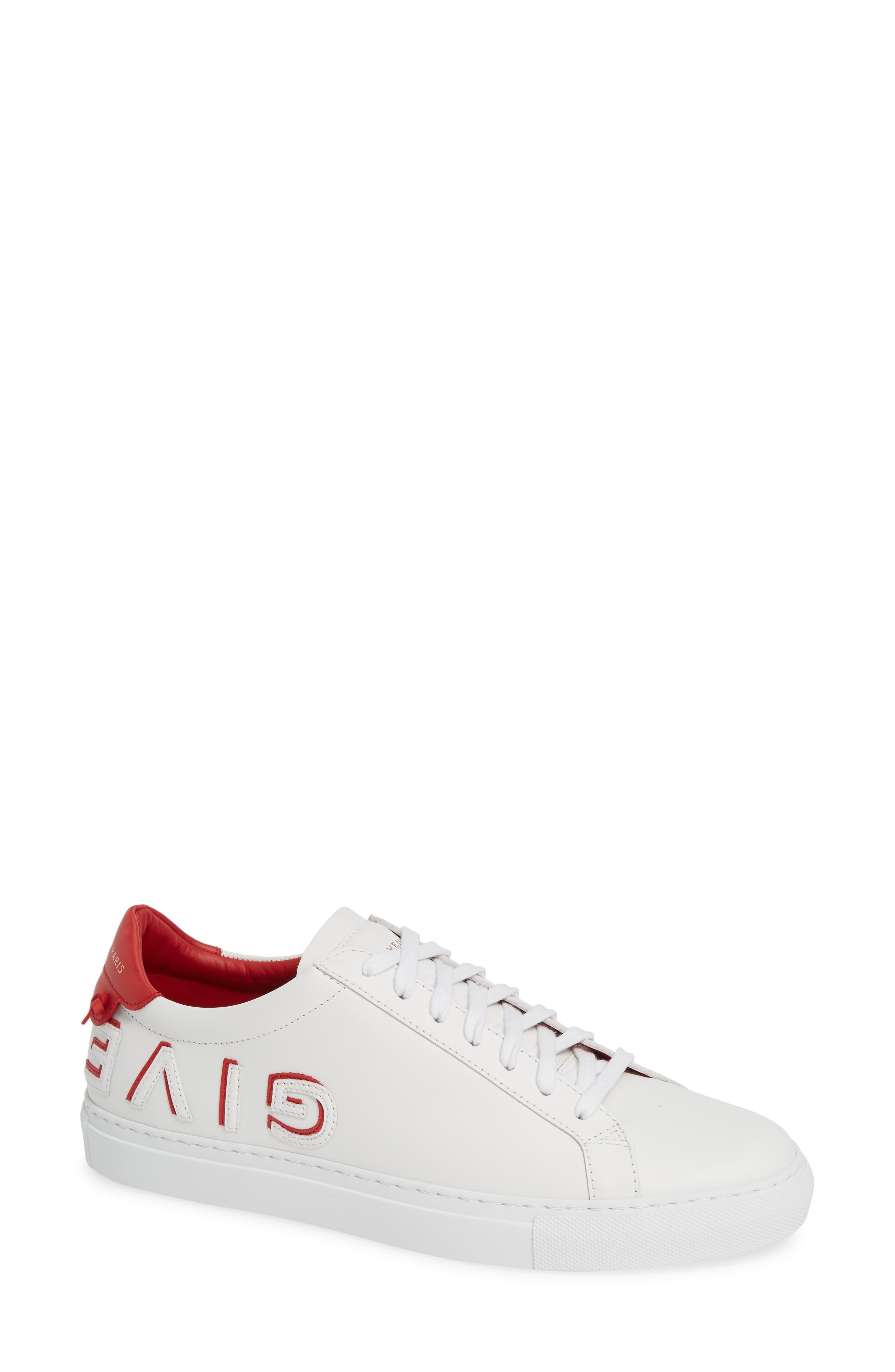 Givenchy Urban Street Logo Sneaker, White