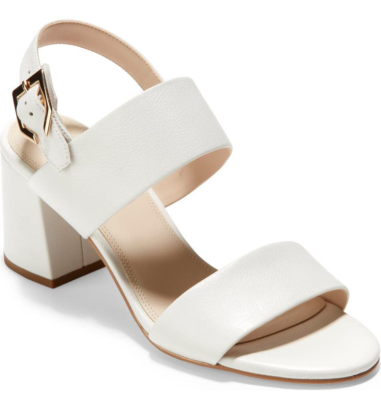 Avani City Sandal, Main, color, OPTIC WHITE LEATHER