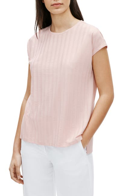 Image of Eileen Fisher Ribbed Top