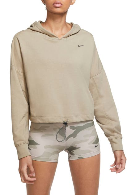NIKE ICON CLASH DRI-FIT FLEECE HOODIE