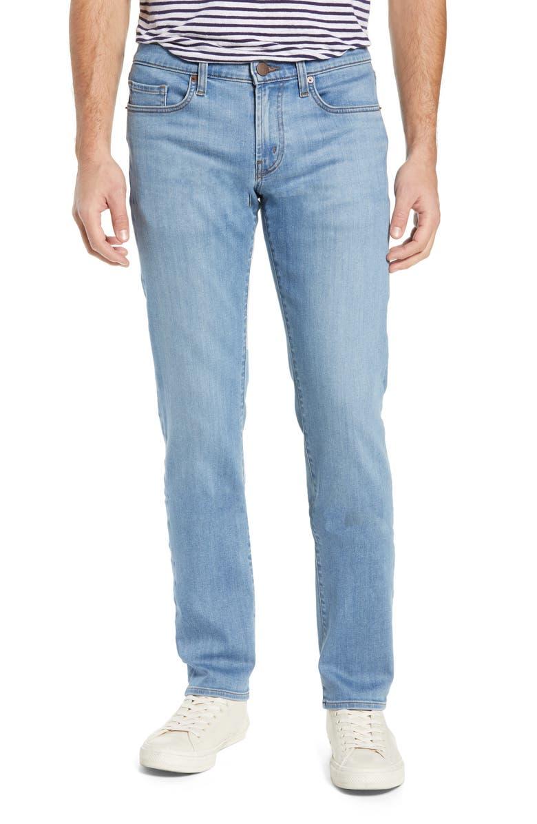 J BRAND Tyler Slim Fit Jeans, Main, color, INFOGRAPH