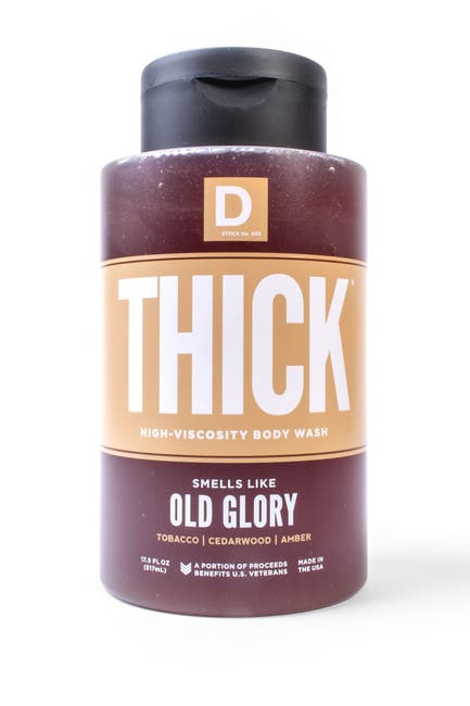 Image of DUKE CANNON THICK High-Viscosity Shower Soap - Old Glory