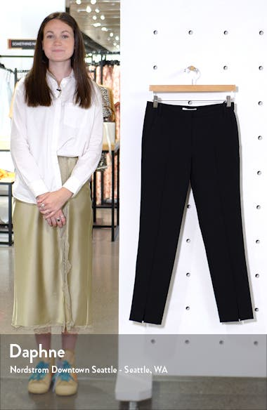 Anson Beatle Stretch Ankle Pants, sales video thumbnail