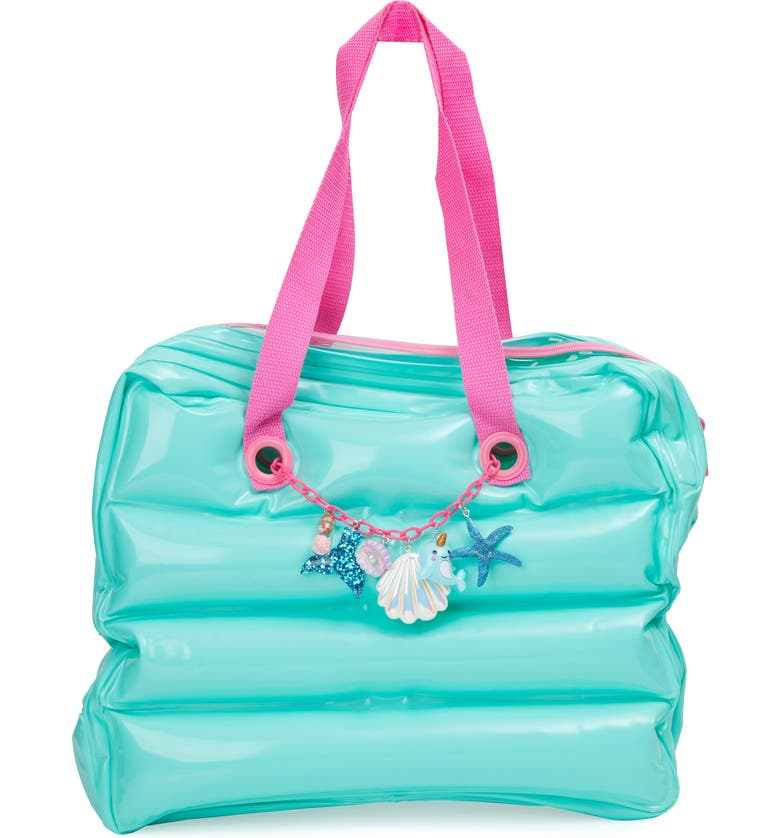 BLING2O Gen Z Inflatable Tote, Main, color, 300