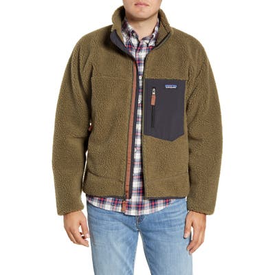 Patagonia Retro-X Fleece Jacket, Green