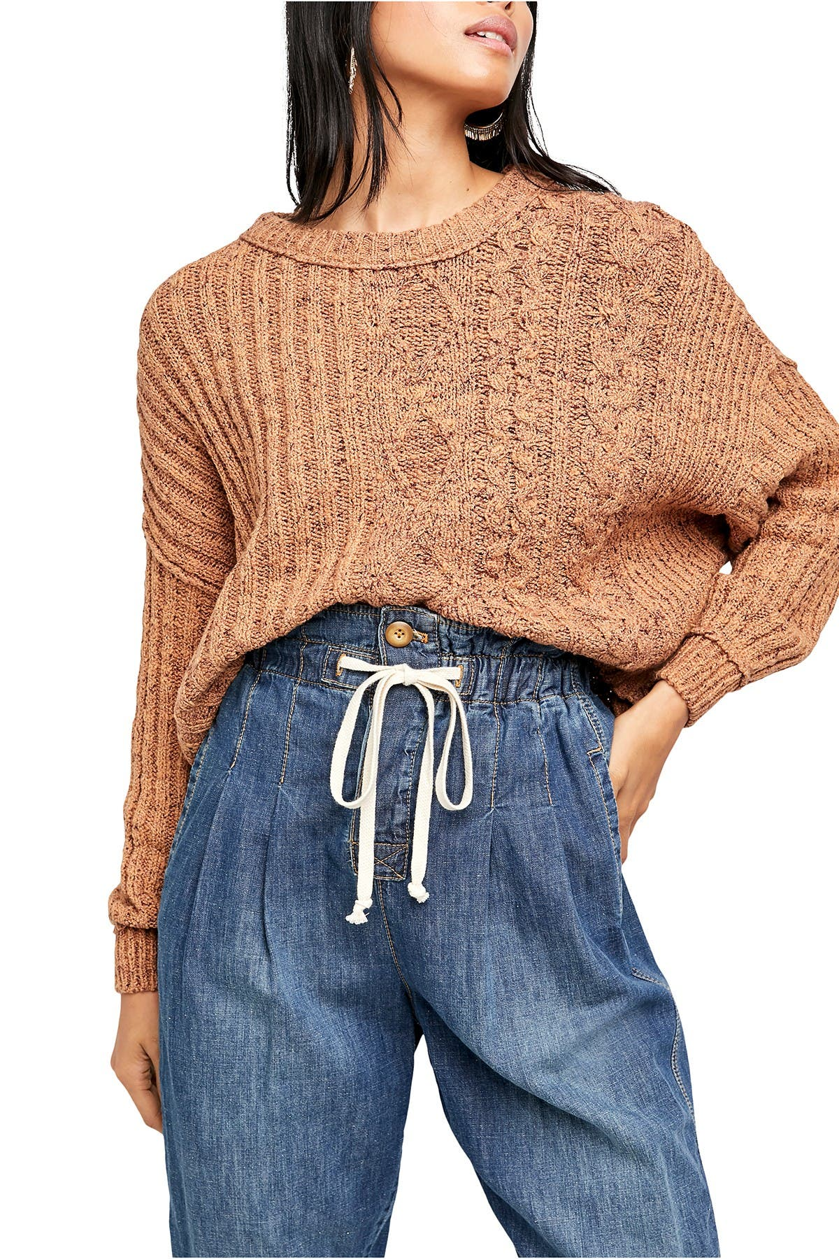 Image of Free People On Your Side Pullover