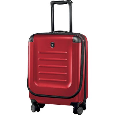 Victorinox Swiss Army Spectra 2.0 Hard Sided Rolling 22-Inch Carry-On - Red