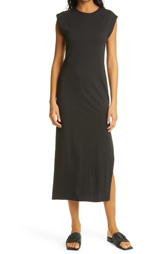 Frame Cottons LE MUSCLE ORGANIC PIMA COTTON T-SHIRT DRESS