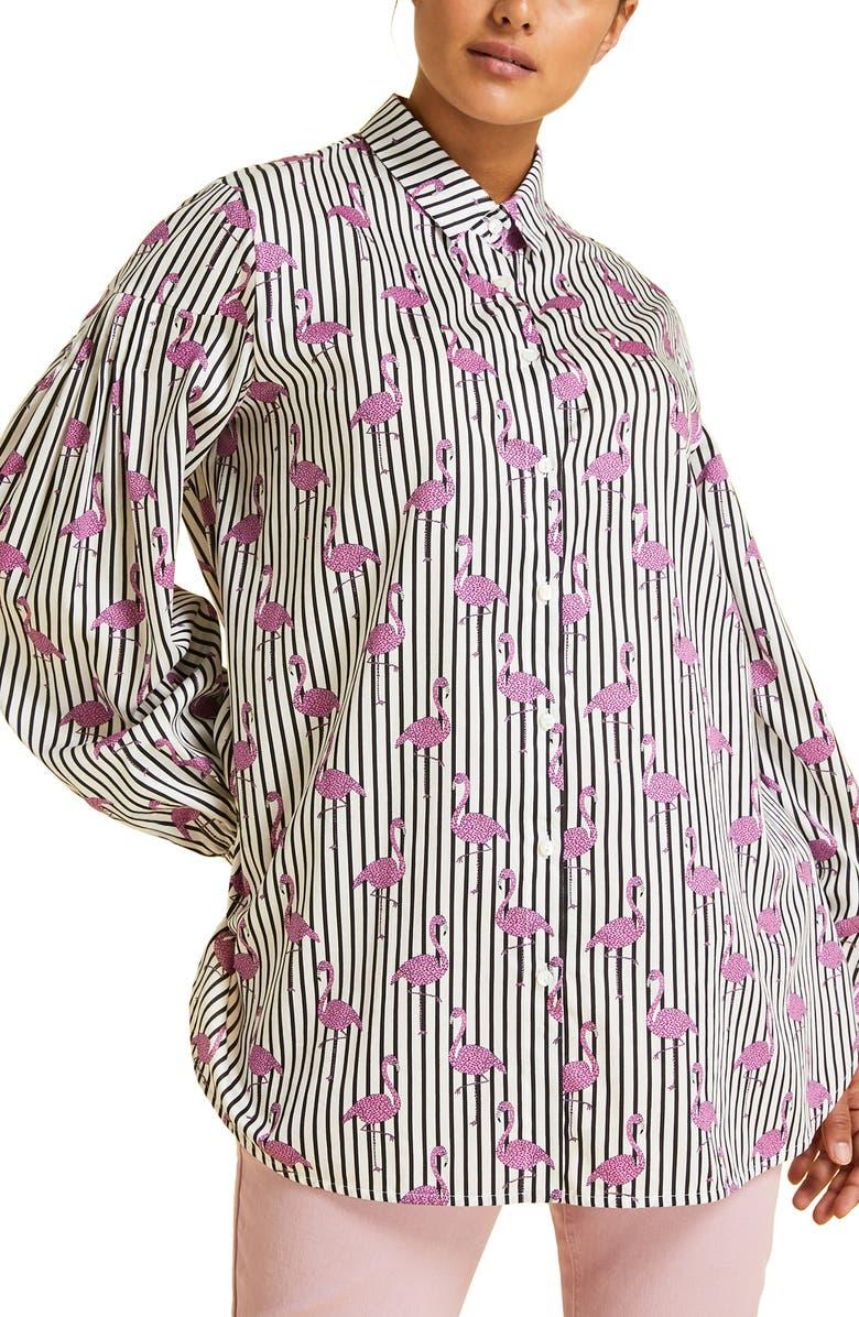 Marina Rinaldi Felicita Shirt Plus Size