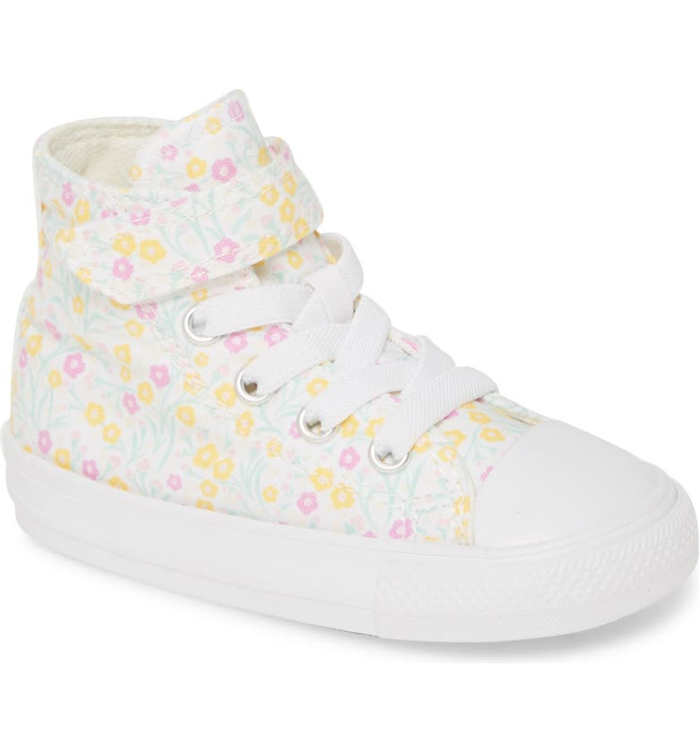 Converse Chuck Taylor® All Star® 1V Floral Print High Top