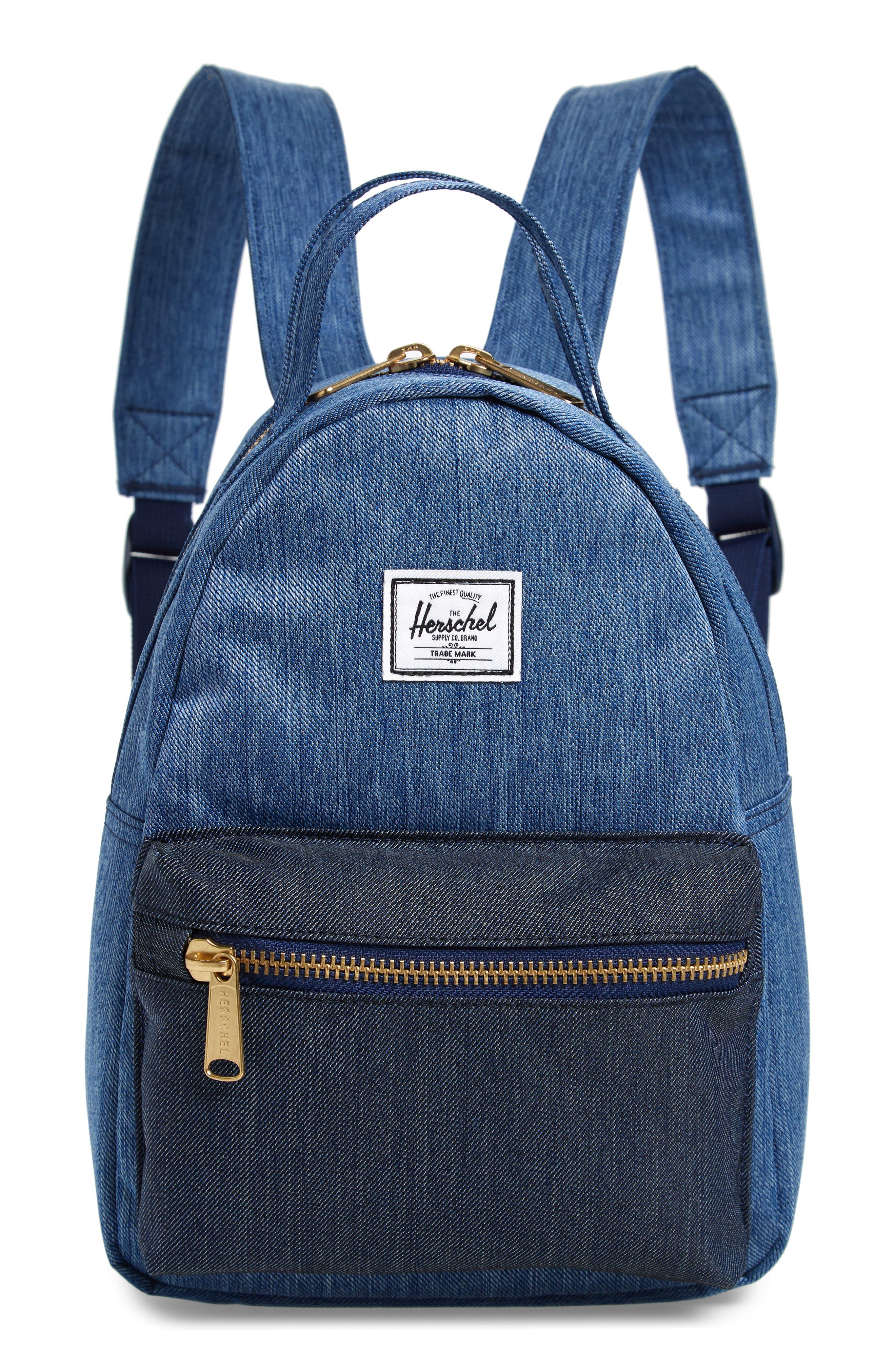 Herschel Supply Co. Mini Nova Backpack - Blue