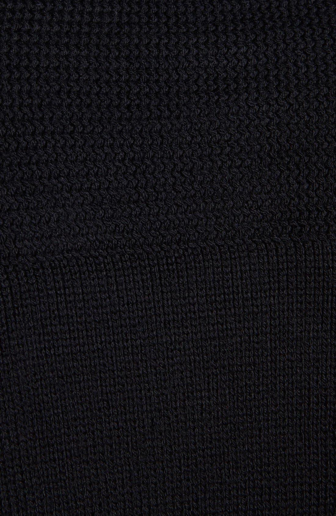 ,                             Pea Coat Sweater,                             Alternate thumbnail 2, color,                             001
