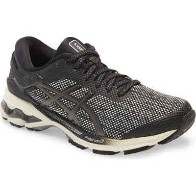 Asics Gel-Kayano 26 Mx Running Shoe, Black