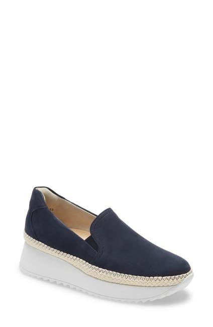 Image of Paul Green Candice Slip-On Platform Sneaker