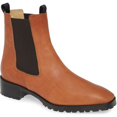 Aeyde Karlo Chelsea Boot, Brown