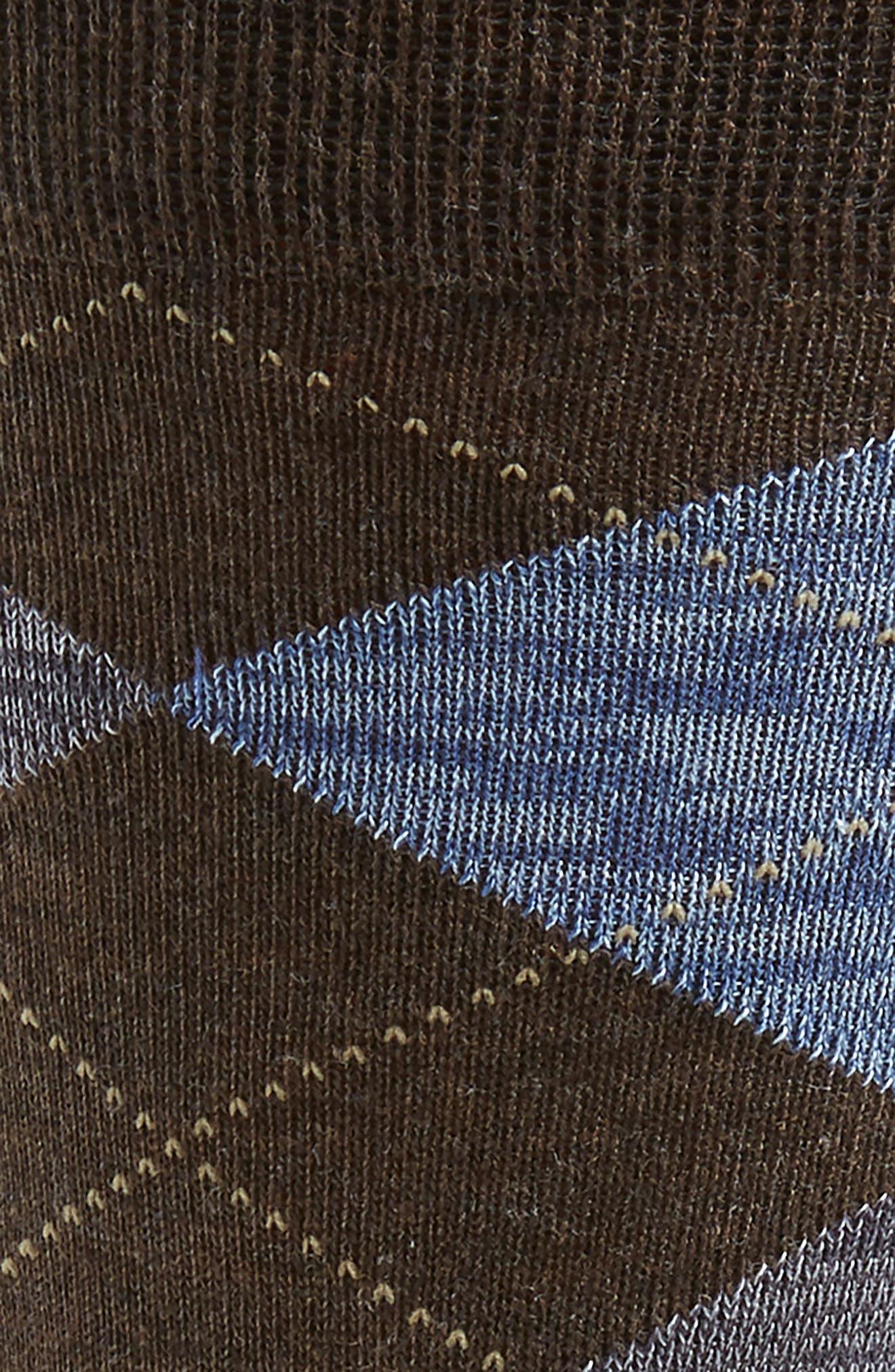 ,                             Marled Argyle Socks,                             Alternate thumbnail 6, color,                             210