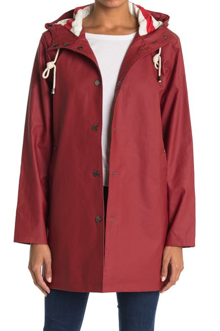 Image of PENDLETON Olympic Hooded Slicker Coat