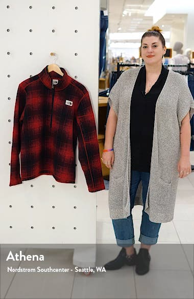 Gordon Lyons Quarter-Zip Pullover, sales video thumbnail