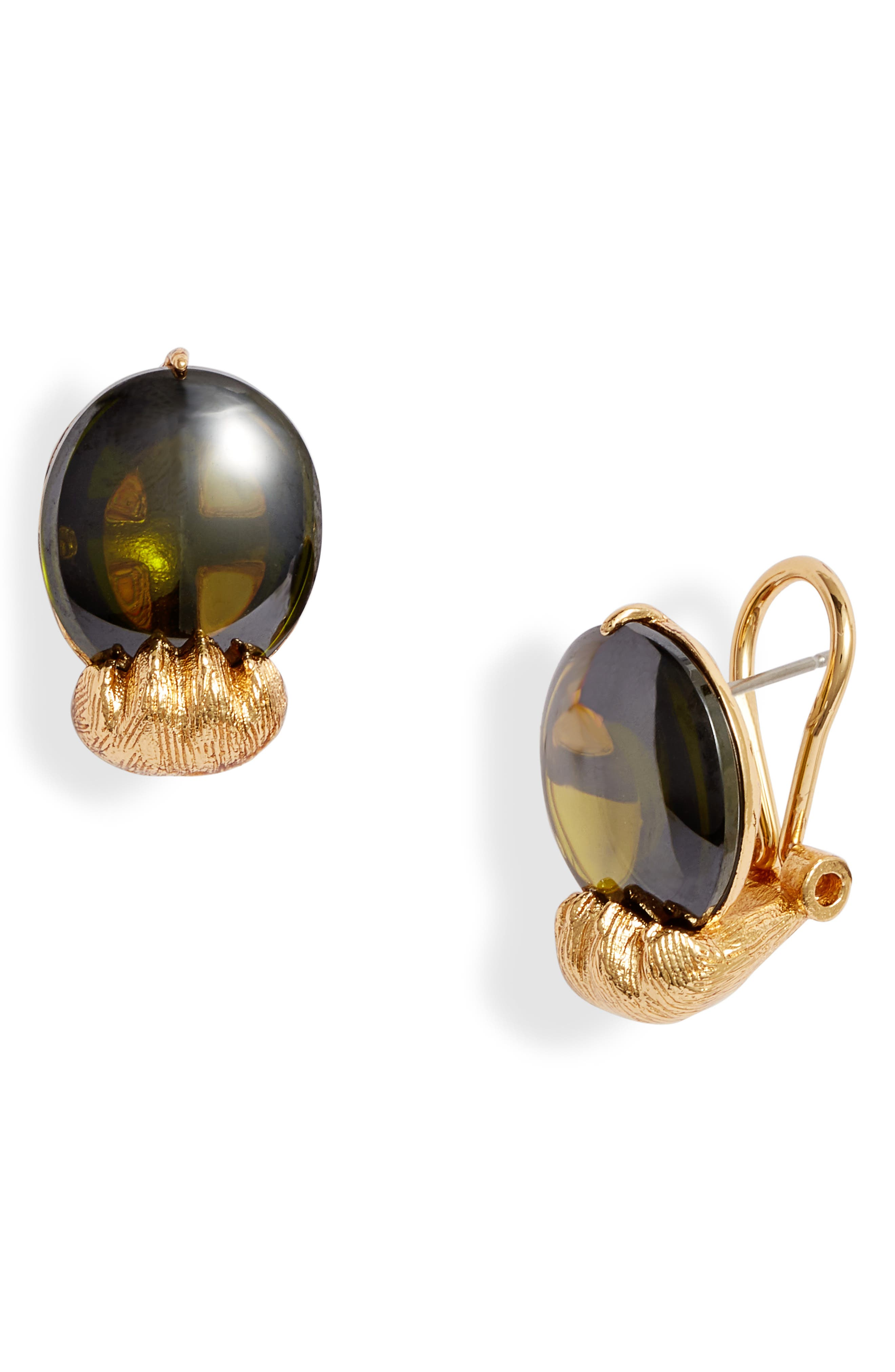 Kate Spade New York Jewelry house cat paw stud earrings