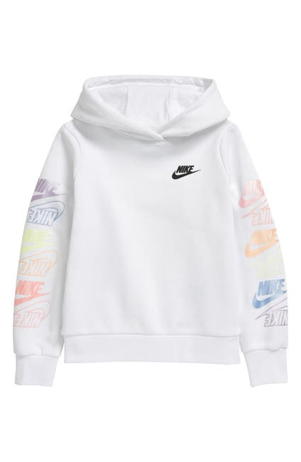 Image of Nike Futura Stack Pullover Hoodie