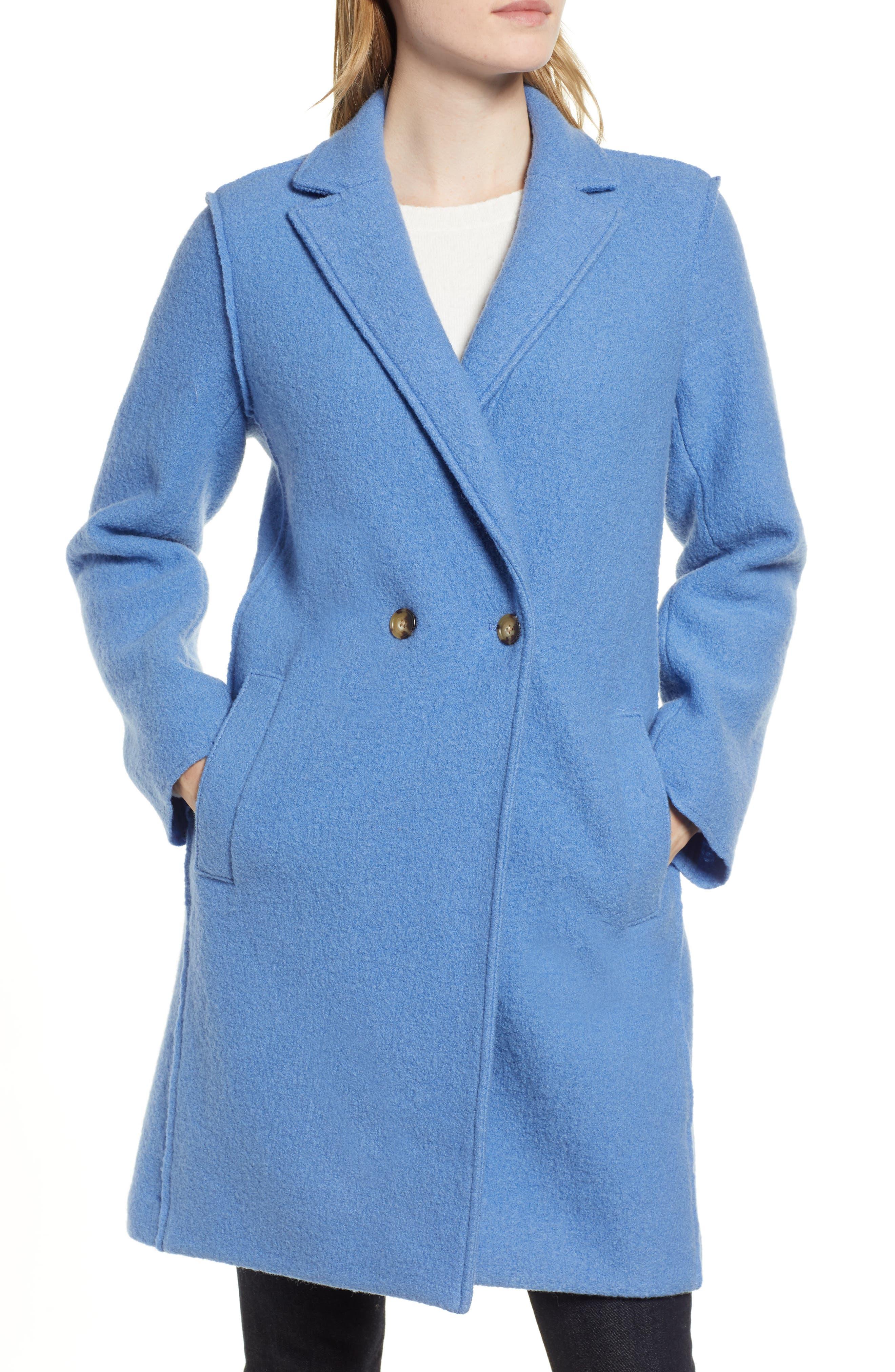 ,                             Daphne Boiled Wool Topcoat,                             Alternate thumbnail 29, color,                             405
