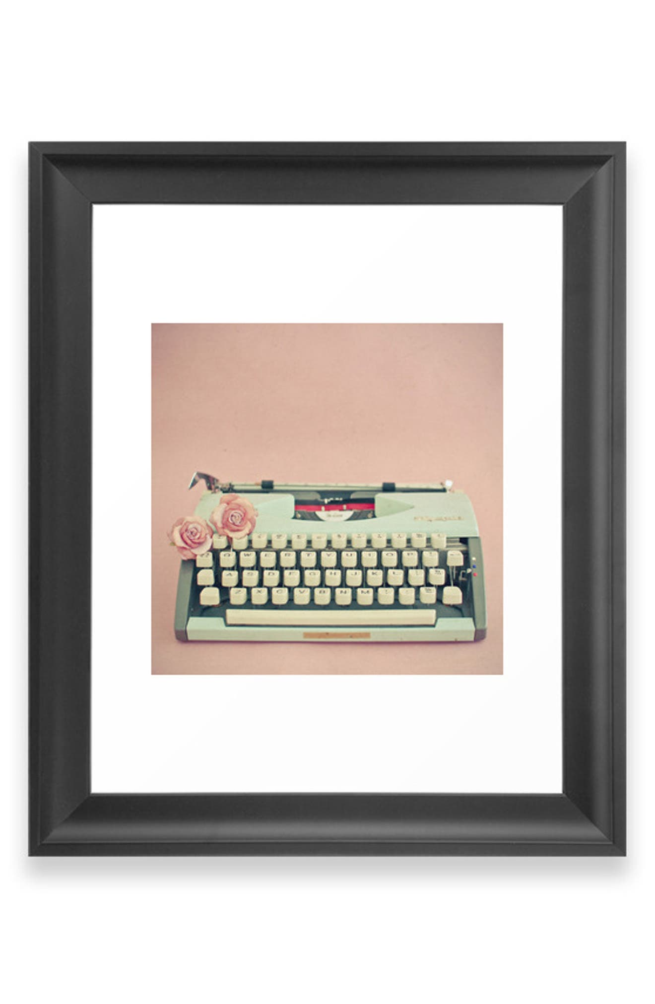 Bring a sweet message of love to your space with this satin-finish art print available on its own or in a ready-to-hang frame. Style Name: Deny Designs Love Letter Art Print. Style Number: 5867301. Available in stores.