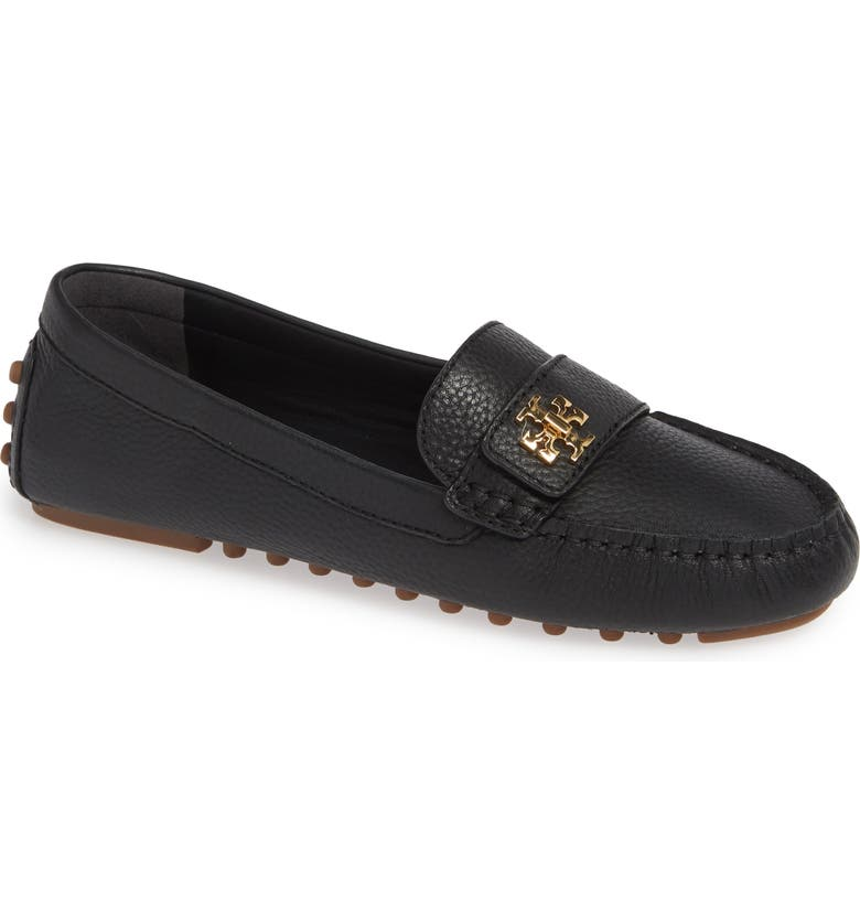 TORY BURCH Kira Driving Loafer, Main, color, PERFECT BLACK