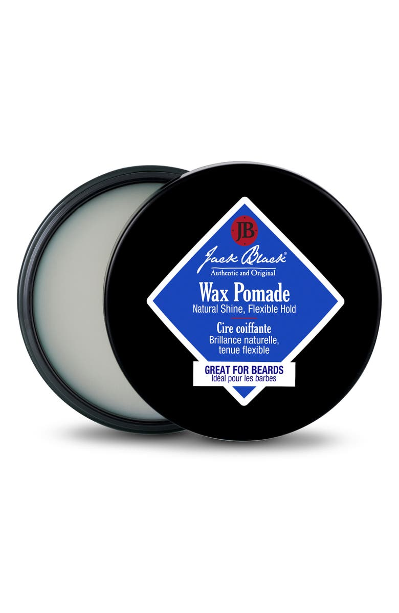JACK BLACK Wax Pomade, Main, color, 000