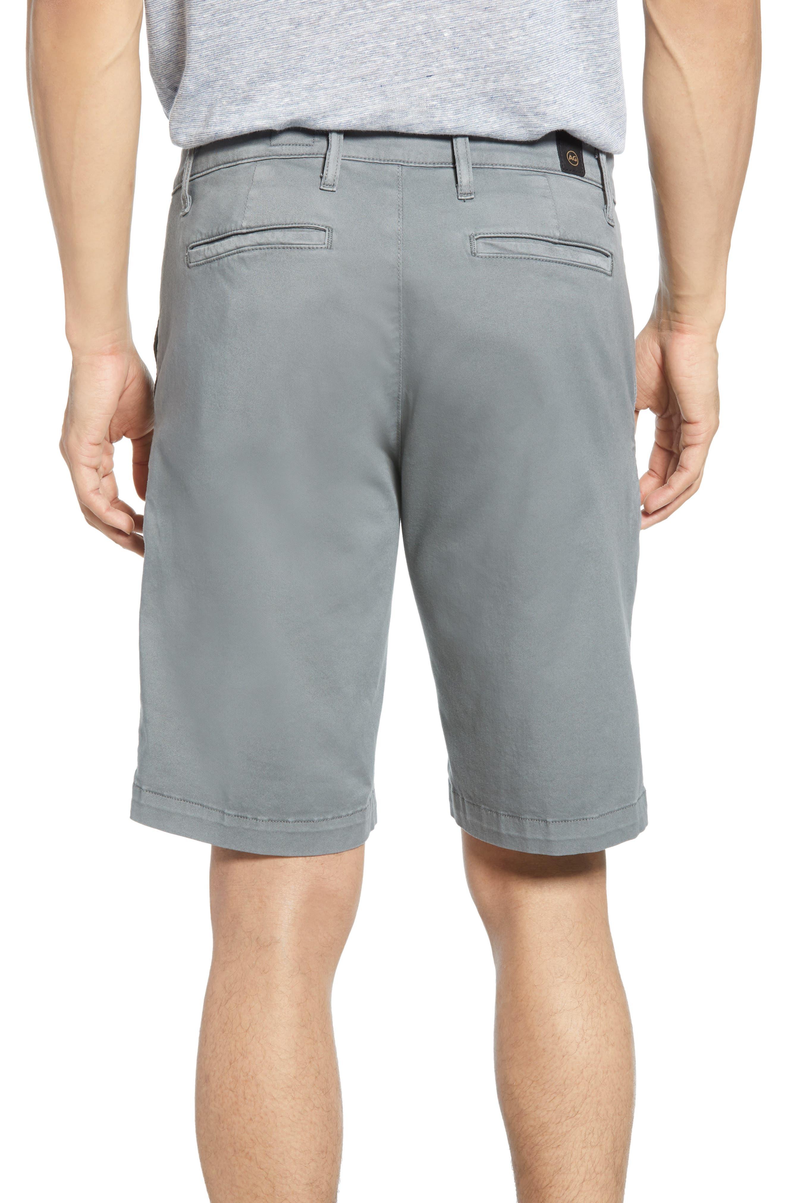,                             Griffin Regular Fit Shorts,                             Alternate thumbnail 2, color,                             SULFU FOG BEACON