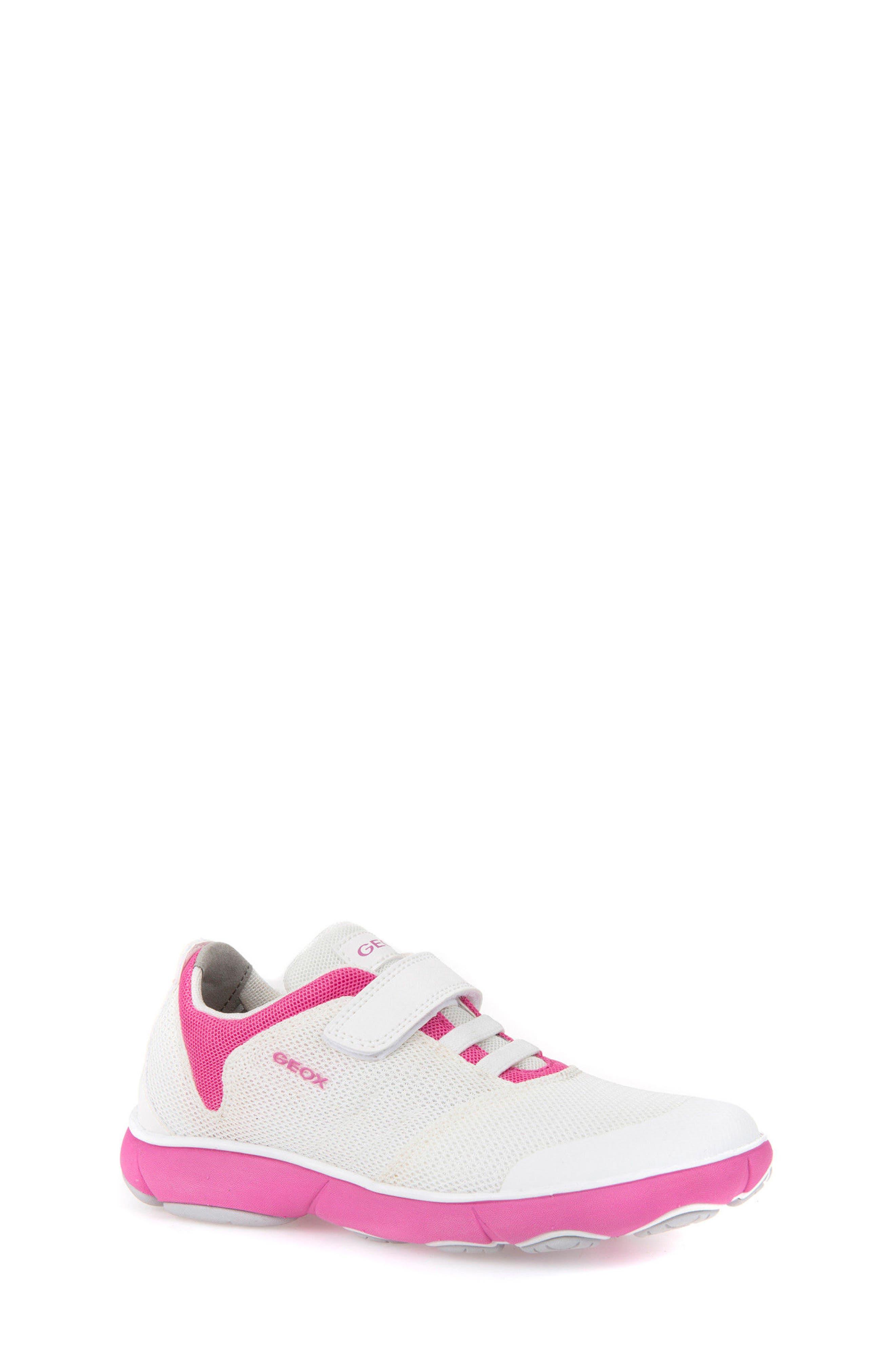 Geox Jr Nebula Waterproof Sneaker