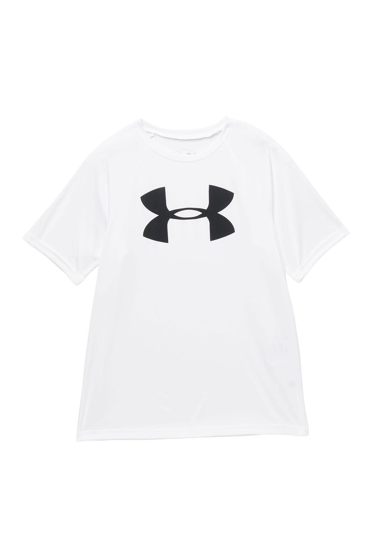 Image of Under Armour Tech Logo Shirt