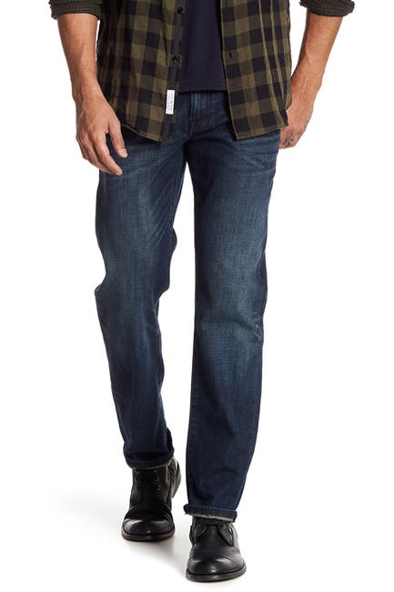 "Image of Lucky Brand Original Straight Leg Jeans - 30-34"" Inseam"