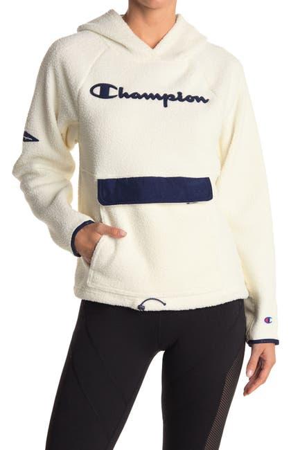 Image of Champion Fleece Hoodie