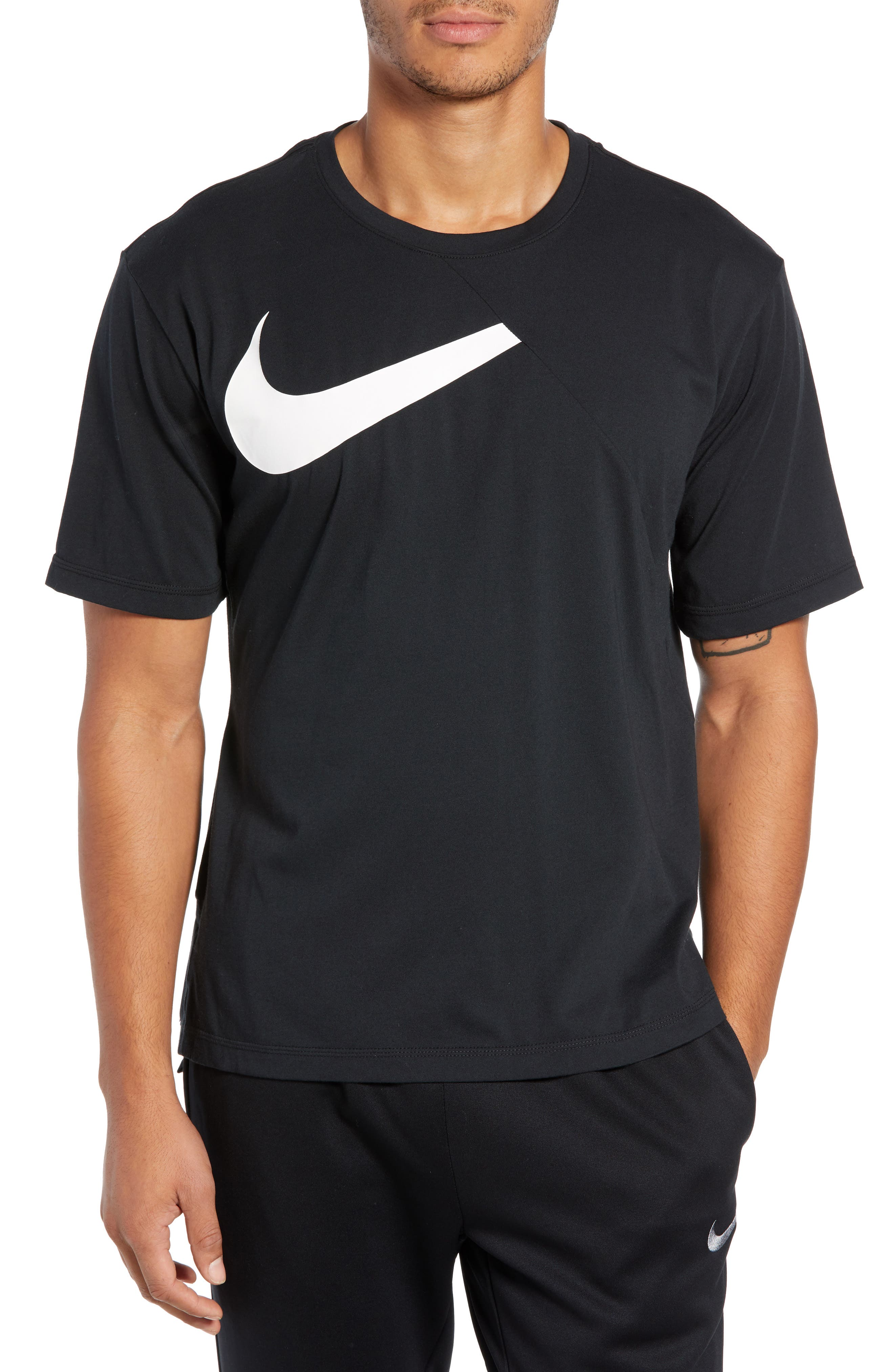 Dry Performance T-Shirt, Main, color, 010