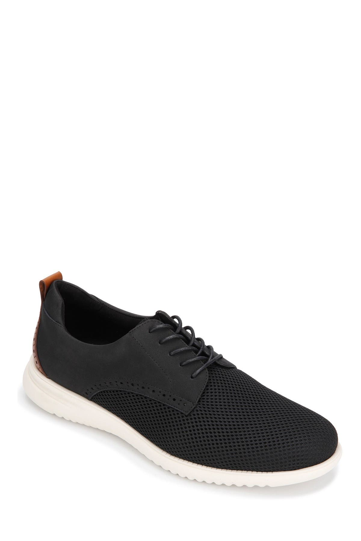Image of Kenneth Cole Reaction Nio Lace-Up Mesh Sneaker