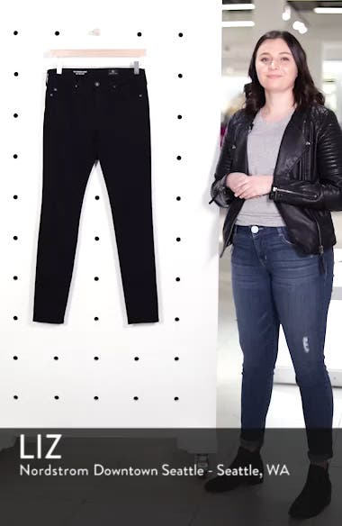 'The Legging' Ankle Super Skinny Jeans, sales video thumbnail