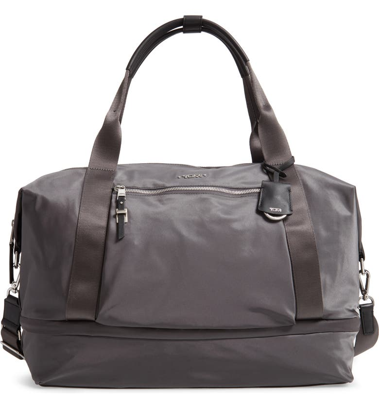 TUMI Voyageur Dorsten Nylon Duffle Bag, Main, color, 020