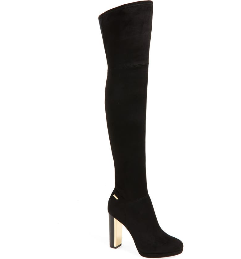 70fcaced231 'Polomia' Platform Over the Knee Boot