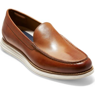 Cole Haan Original Grand Loafer- Brown